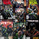 Forever Evil #1 2 3 4 5 6 7 Complete Mini Series [2013-2014] VF/NM DC Comics