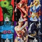 Final Crisis #1 2 3 4 5 6 7 B Covers Complete Mini Series [2008-2009] VF/NM DC Comics