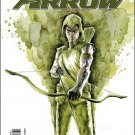 Green Arrow #8 David Mack 1:10 Variant Cover [2011] VF/NM DC Comics
