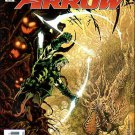 Green Arrow #11 Justiniano 1:10 Variant Cover [2011] VF/NM DC Comics