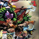 New Avengers (Vol 4) #1 [2015] VF/NM Marvel Comics