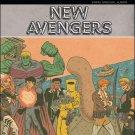New Avengers (Vol 4) #1 Ed Piskor Hip Hop Variant [2015] VF/NM Marvel Comics