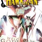 Convergence Hawkman #1 [2015] VF/NM DC Comics