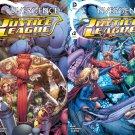 Convergence Justice League #1 & 2 [2015] VF/NM DC Comics Trade Set