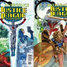 Convergence Justice League International #1 & 2 [2015] VF/NM DC Comics Trade Set