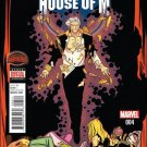 House of M #4 [2015] VF/NM Marvel Comics