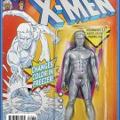 Uncanny X-Men #600 Iceman Action Figure Variant Cover [2016] VF/NM Marvel Comics