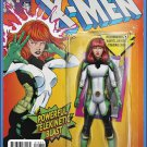 Uncanny X-Men #600 Jean Grey Action Figure Variant Cover [2016] VF/NM Marvel Comics