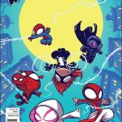 Web Warriors #1 Skottie Young Variant [2016] VF/NM Marvel Comics