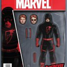 Daredevil #1 John Tyler Christopher Action Figure Variant Cover [2016] VF/NM Marvel Comics