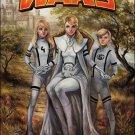 Secret Wars #8 Siya Oum Variant Cover [2016] VF/NM Marvel Comics