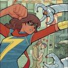 Ms. Marvel #2 [2016] VF/NM Marvel Comics