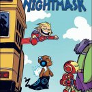 Starbrand and Nightmask #1 Skottie Young Baby Variant Cover [2016] VF/NM Marvel Comics