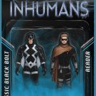Uncanny Inhumans #3 John Tyler Christopher Action Figure Variant Cover [2016] VF/NM Marvel Comics