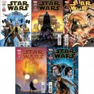 Star Wars #1 2 3 4 5 6 7 8 9 10 [2015] VF/NM  Marvel Comics *Trade Set*