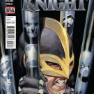 Black Knight #3 [2016] VF/NM Marvel Comics