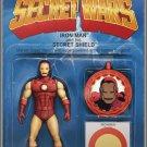 Secret Wars #9 of 9 John Tyler Christopher Action Figure Variant Cover [2016] VF/NM Marvel Comics