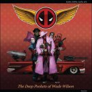 Deadpool & The Mercs for Money #1 Hip Hop Variant Cover [2016] VF/NM Marvel Comics