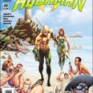 Aquaman #49 [2016] VF/NM DC Comics