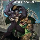 Venom Space Knight #4 [2016] VF/NM Marvel Comics
