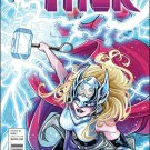 Mighty Thor #5 Laura Braga Women of Power Variant Cover [2016] VF/NM Marvel Comics