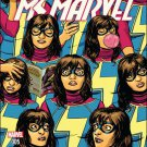 Ms. Marvel #5 [2016] VF/NM Marvel Comics