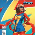 Ms. Marvel #5 Emanuela Lupacchino Women of Power Variant Cover [2016] VF/NM Marvel Comics