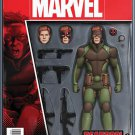 Deadpool & The Mercs for Money #2 Action Figure Variant Cover [2016] VF/NM Marvel Comics