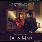 International Iron Man #1 Marco D'Alfonso Hip Hop Variant Cover [2016] VF/NM Marvel Comics