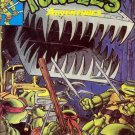 Teenage Mutant Ninja Turtles Adventures #2 [1989] VF/NM Archie Comics