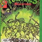 Teenage Mutant Ninja Turtles Adventures #3 [1989] VF/NM Archie Comics