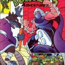 Teenage Mutant Ninja Turtles Adventures #4 [1989] VF/NM Archie Comics
