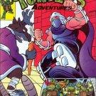Teenage Mutant Ninja Turtles Adventures #4 [1989] VF/NM Archie Comics