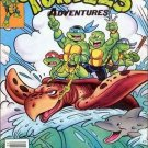 Teenage Mutant Ninja Turtles Adventures #17 [1991] VF/NM Archie Comics