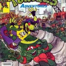 Teenage Mutant Ninja Turtles Adventures #18 [1991] VF/NM Archie Comics