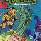 Teenage Mutant Ninja Turtles Adventures #20 [1991] VF/NM Archie Comics
