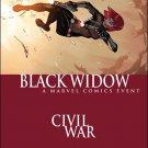Black Widow #1 Bengal Civil War Variant Cover [2016] VF/NM Marvel Comics