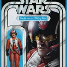 Poe Dameron #1 John Tyler Christopher Action Figure Variant Cover [2016] VF/NM Marvel Comics