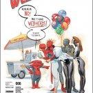 Web-Warriors #6 [2016] VF/NM Marvel Comics