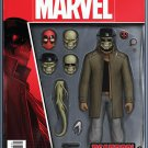 Deadpool & The Mercs for Money #3 Action Figure Variant Cover [2016] VF/NM Marvel Comics