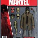 Deadpool & The Mercs for Money #3 Action Figure Variant Cover [2016] VF/NM Marvel Comics