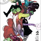 A-Force #5 [2016] VF/NM Marvel Comics