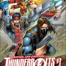 Thunderbolts #1 [2016] VF/NM Marvel Comics