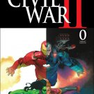 Civil War II #0 Esad Ribic Variant Cover [2016] VF/NM Marvel Comics