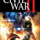 Civil War II #0 [2016] VF/NM Marvel Comics