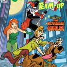Scooby-Doo Team-Up #12 Featuring the Gotham Girls and Harley Quinn [2015] VF/NM DC Comics
