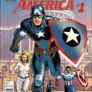 Captain America: Steve Rogers #1 [2016] VF/NM Marvel Comics