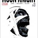 Moon Knight #3 [2016] VF/NM Marvel Comics