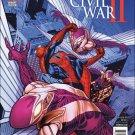 Civil War II: Amazing Spider-Man #1 Greg Land Variant Cover [2016] VF/NM Marvel Comics