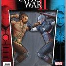 Civil War II: Gods of War #1 Action Figure Variant Cover [2016] VF/NM Marvel Comics